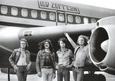 Led Zeppelin Airplane Póster