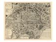 Mapas de ciudades Posters