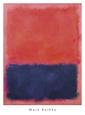 Untitled, 1960-61 Kunsttryk af Mark Rothko