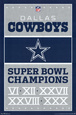 Dallas Cowboys Posters