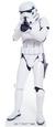 Stormtrooper Postacie z kartonu