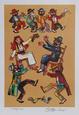 Scenekunst - særudgave Posters