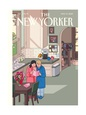 Family New Yorker Covers Posters