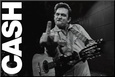 Johnny Cash – Fængslet Folsom Prison Opspændt tryk