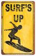 Surfing-blikskilte Posters