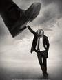 Mennesker (sort/hvid-fotografi) Posters