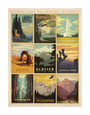 Florida Travel Ads (Decorative Art) Posters