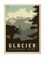 Glacier National Park Posters