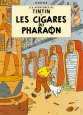 Les cigares du pharaon (1934) Reproduction d'art par Hergé (Georges Rémi)
