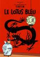 Den blå lotus, ca. 1936 Kunsttryk af Hergé (Georges Rémi)