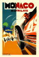 Monaco Grand Prix, 1931 Collectable Print