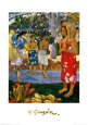 Orana Maria Art Print by Paul Gauguin