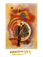 Hommage  Grohmann Reproduction d'art par Wassily Kandinsky