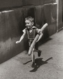 Petit Parisien Art Print by Willy Ronis
