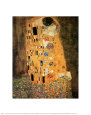 The Kiss, c.1907 Art Print by Gustav Klimt