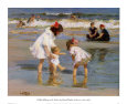 Beach Scenes (Fine Art) Posters