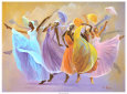 Danseurs afro-amricains Posters