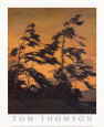 Pine Island, Georgian Bay Art Print by Tom Thomson