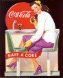 Coca-Cola Plakát