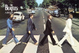 The Beatles- Abbey Road Póster