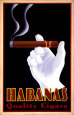 Habanas Quality Cigars Lmina por Steve Forney