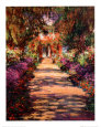 Places (Monet) Posters