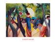 Auguste Macke Posters