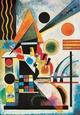 Balancement Kunsttryk af Wassily Kandinsky
