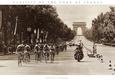 1975, Tourens afslutning på Champs-Élysées  Kunsttryk