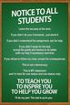 Dla licealistów Posters