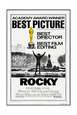 Rocky (1976) Posters