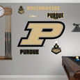 Purdue Boilermakers Fathead Posters