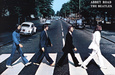 The Beatles Abbey Road Póster