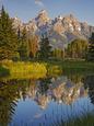 Grand Teton National Park, Wyoming, USA Fotografik Baskı ilâ Charles Gurche