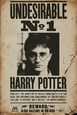 Harry Potter - Undesirable No 1 Plakat