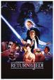 Star Wars Return Of The jedi plakat