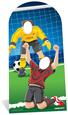 World Football Event Stand In Postacie z kartonu