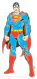 Superman - DC Comics Papfigurer