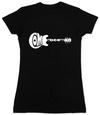 Word Art T-shirts til kvinder Posters