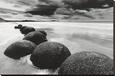 Głazy na plaży (Boulders on the Beach) Płótno naciągnięte na blejtram - reprodukcja