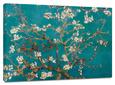 Blå blomster (kunst) Posters