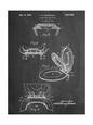 Toilet Seat Patent Umělecká reprodukce