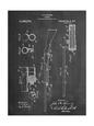 Browning Shotgun Patent Reprodukcja