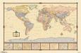 Map - World 13 Plakat