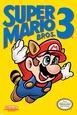 Super Mario Bros. 3 - Cover plakat