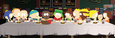 South Park - Last Supper Mini Poster Póster