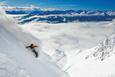 Snowboarding (farvefotografi) Posters