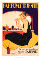 Perfume (Vintage Art) Posters