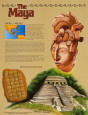 The Mayans Art Print