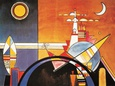 Grand Torre (Kandinsky) Posters